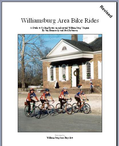 Bikes Unlimited Williamsburg Virginia Williamsburg Area Bike Rides